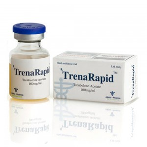 Alpha Pharma TrenaRapid 100mg 10ml/1ml