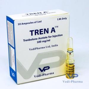 Vedi Pharma Tren A 100mg 1ml/10 Amps