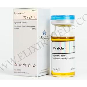 Elixir Meds Parabolan 75mg 10ml