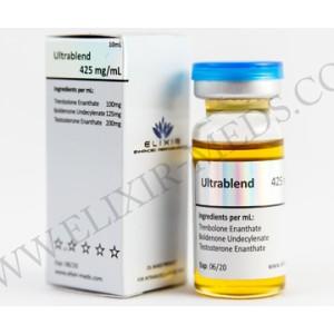 Elixir Meds Ultrablend 425mg 10ml