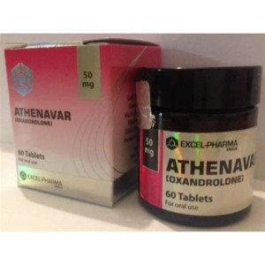Excel Pharma Anavar 50mg 60 Tabs