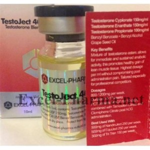 Excel Pharma Testoject 400 10ml