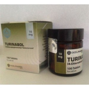 Excel Pharma Turinabol 10mg 100 Tabs