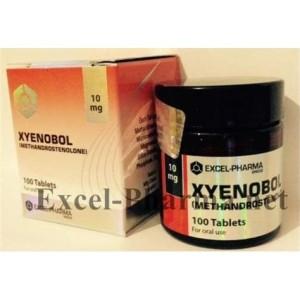 Excel Pharma Dianabol 10mg 100 Tabs