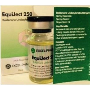 Excel Pharma EquiJect 250 10ml