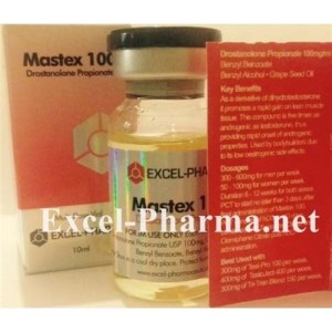 Excel Pharma Mastex 100 10ml