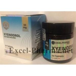 Excel Pharma Oxy 50mg 60 Tabs