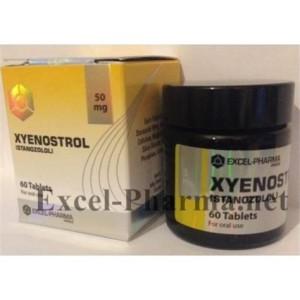 Excel Pharma Winstrol 50mg 60 Tabs