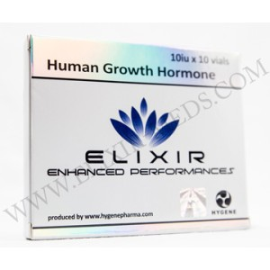 Elixir Meds Human Growth Hormone 100iu