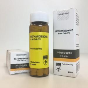 Hilma Biocare Dianabol 10mg 100 Tabs