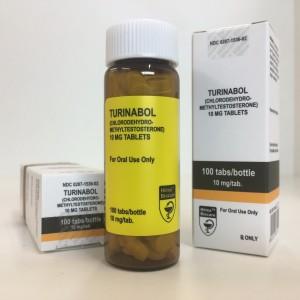 Hilma Biocare Turinabol 10mg 100 Tabs