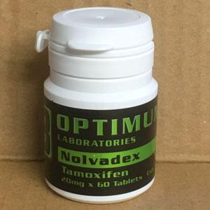 Optimum Biotech Nolvadex 20mg £22.50