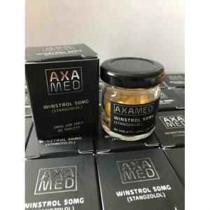 Axa Med Winstrol 50mg 60 Tabs