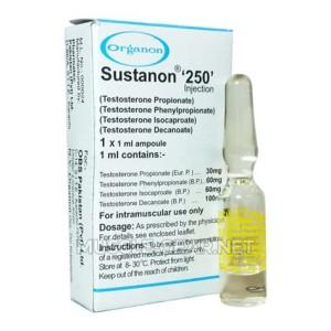 Organon Sustanon 250mg 1ml