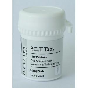 Rohm Labs PCT Tabs 30mg 120 Tabs