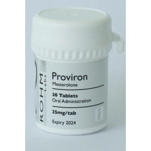 Rohm Labs Proviron 25mg